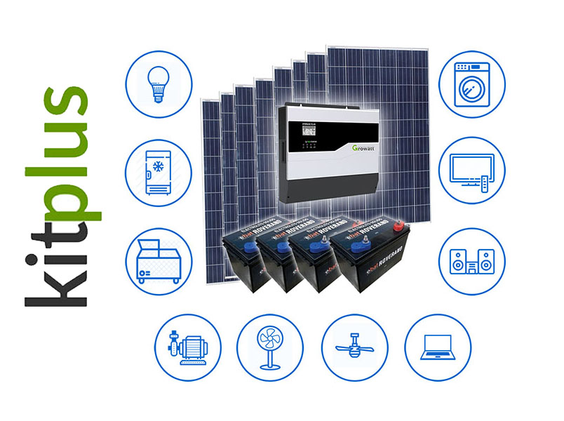 kits fotovoltaicos, FirstPower