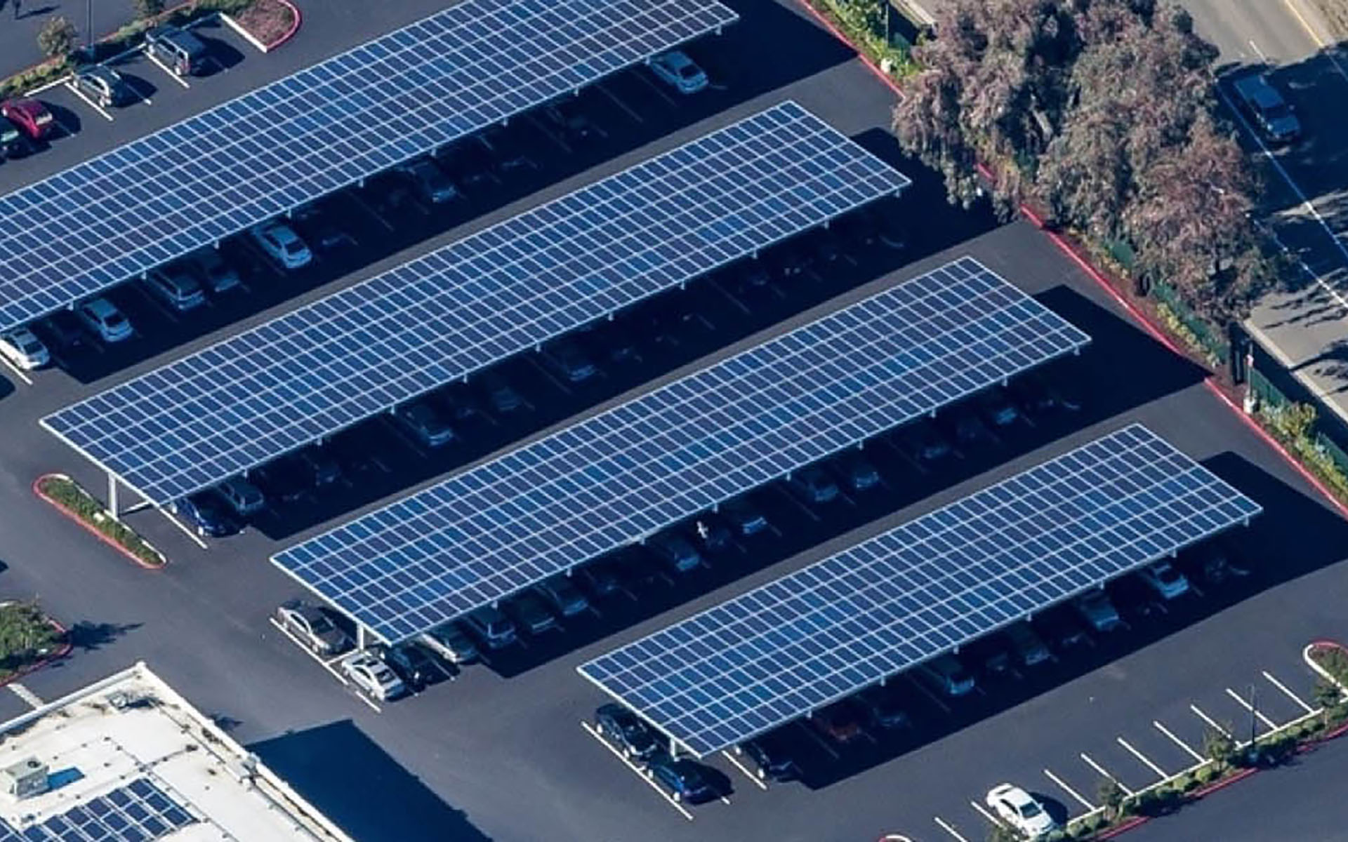 cocheras y estacionamientos solares, FirstPower